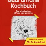 Das Quarantäne-Kochbuch
